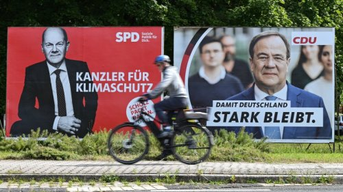 Umfrage-Überraschung zur Bundestagswahl: Neue Hoffnung für CDU