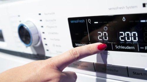 So sparen Sie beim Wäschewaschen Geld und Ressourcen