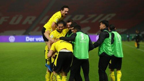 Bundesliga: Mönchengladbach gegen Borussia Dortmund live im TV
