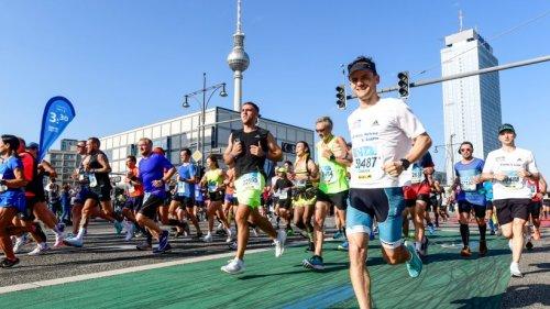 Berlin Marathon: Sperrungen, Strecke, Corona, Ergebnisse, Fotos - alle News und Infos