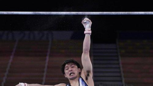 Turn-Olympiasieger Uchimura und Zonderland früh gescheitert