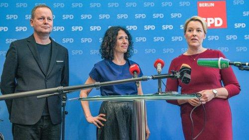 Was Rot-Grün-Rot in Berlin anpacken will