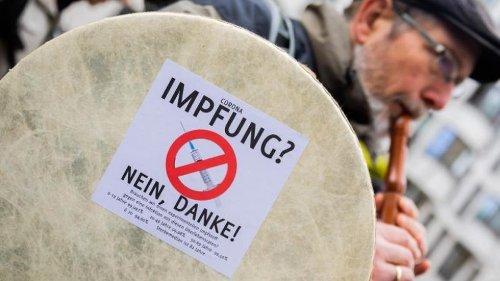 5000 Teilnehmer bei Corona-Demo in Berlin angemeldet