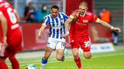 Hertha BSC - Alle Bundesliga-Spiele 2021/2022 im Überblick