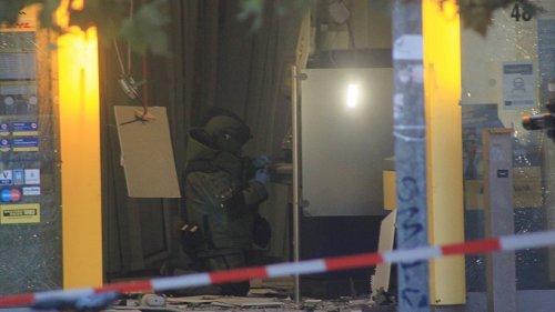 Polizei: Zahl gesprengter Geldautomaten deutlich gestiegen