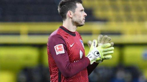 Herz in Takt: Grünes Licht für Hertha-Torhüter Jarstein