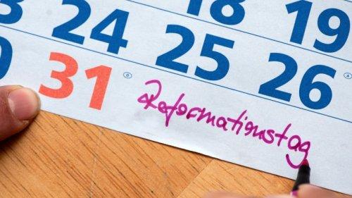 Reformationstag: In welchen Bundesländern ist er ein Feiertag? Was wird gefeiert?