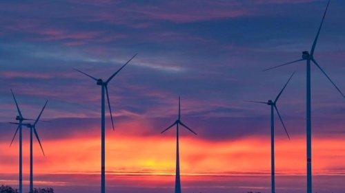 Zu wenig Flächen für Windenergie an Land