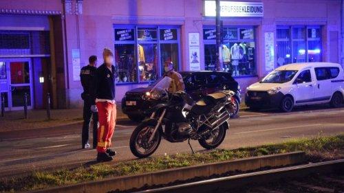 Prenzlauer Berg: Fußgänger stirbt bei Unfall mit Motorrad