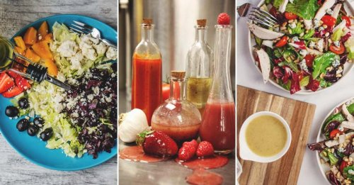 28 Homemade Salad Dressing Recipes That Pack a Flavor Punch