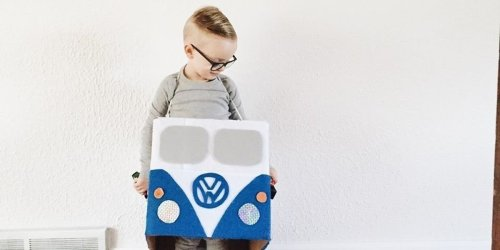 21 adorable DIY Halloween costumes for kids—no sewing necessary!