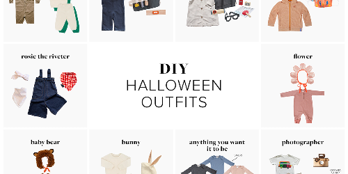 11 of the easiest Halloween costumes you can make from regular clothes 🙌