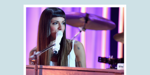 Christina Perri shares how her family is coping after the stillbirth of their daughter