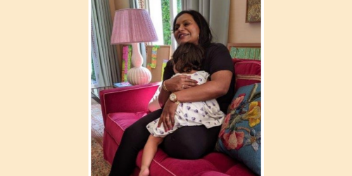 Mindy Kaling opens up about how hard it is to mother without your mom