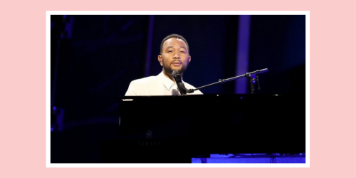 John Legend's touching performance 2 weeks after they lost their child has us 😭