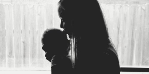 A letter to my baby when the world seems scary