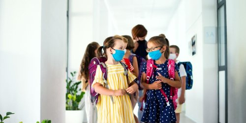 Department of Education considering using public schools as vaccination sites