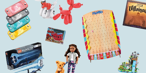 Target just revealed their top 50+ toys for the holidays 🎁