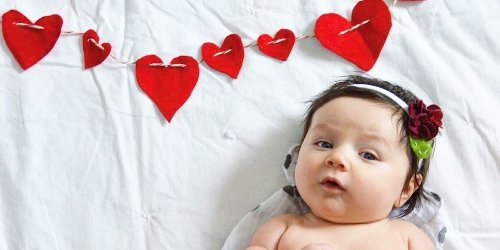 10 beautiful baby names that mean love