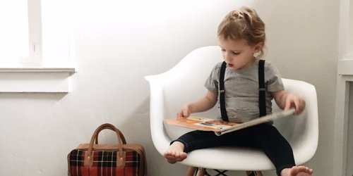 Reading together is good for their brains—and my soul