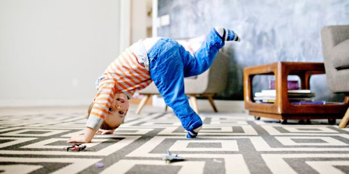 PE at home: 10 fun activities to get the whole family moving