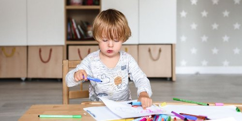 12 art activities for kids that encourage creativity at home