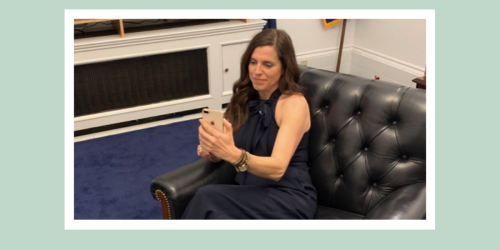 Rep. Nancy Mace says 'motherly instinct' prompted her to get kids out of DC before attack