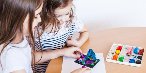 10 art activities for preschoolers + toddlers that don't require a PhD in Pinterest