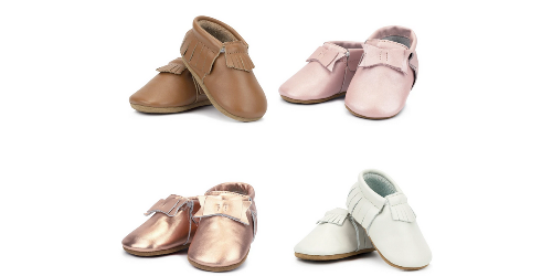 The baby bootie brand we swear by just launched an irresistible new style