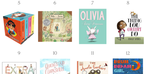 Girl power: 16 picture books that encourage, empower + inspire✨