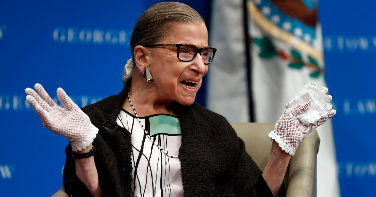 How two filmmakers convinced RBG to let them film her workout