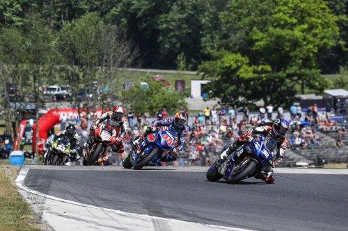 Gagne Wins Fifth Straight MotoAmerica HONOS Superbike Race – MotoAmerica