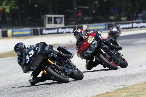 Wyman Gives Harley-Davidson Its First Mission King Of The Baggers Victory – MotoAmerica