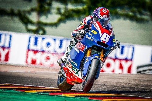 Beaubier 10th In German GP At Sachsenring – MotoAmerica