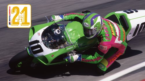 21 In '21: Doug Chandler, The Last Of The Dirt Trackers – MotoAmerica