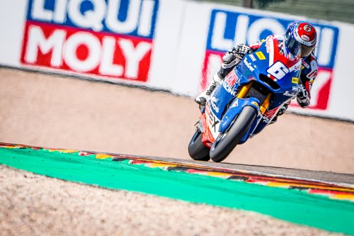 Roberts 16th, Beaubier 22nd On First Day Of Practice For German Grand Prix – MotoAmerica