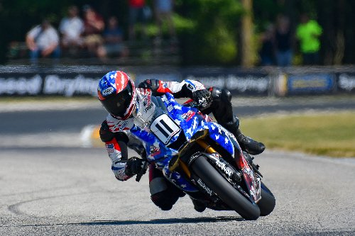 Blackall Racing Puts Patriotism On The Fast Track – MotoAmerica