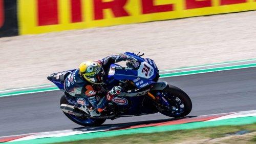 Gerloff Fifth In World Superbike Race Two – MotoAmerica