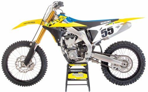 MXA RACE TEST: THE REAL TEST OF THE 2021 SUZUKI RM-Z450   Motocross Action Magazine
