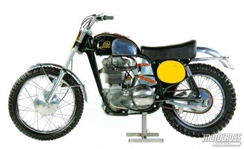 CLASSIC MOTOCROSS IRON: 1961 LITO 500 MOTOCROSS   Motocross Action Magazine