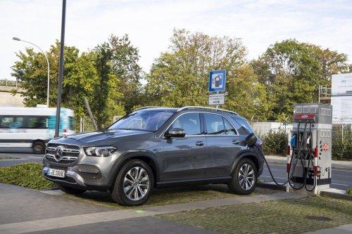 Mercedes GLE de: Dieselkraft trifft auf elektrische Leichtigkeit