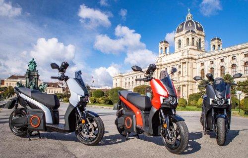 Seat Mó: Der E-Scooter kommt jetzt auch zu uns - und überrascht mit seinem Akku