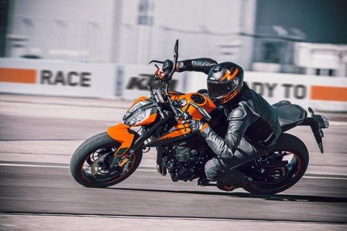 Was kann die neue KTM 890 Duke?