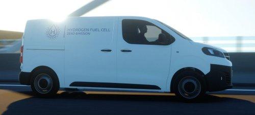 Stellantis: Wasserstoff plus Plug-in-Hybrid für Nutzfahrzeuge