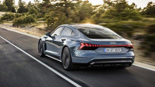 Audi e-tron GT: Ein Gran Turismo, der elektrisiert