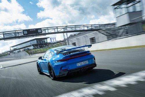 Porsche 911 GT3: So fährt sich der radikale Sauger