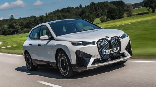 2022 BMW iX First Drive Review: Power And Poise With A Plug