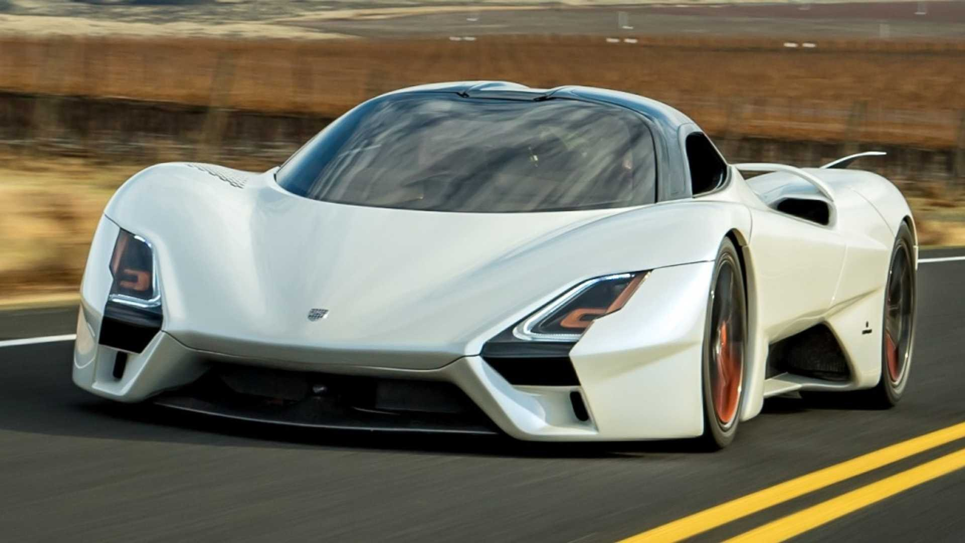 Local News Confirms SSC Has Broken Bugatti's 304-MPH Top Speed Record