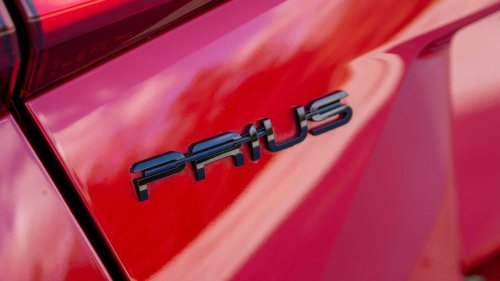 Toyota Prius With Hydrogen-Fueled Combustion Engine Coming In 2025