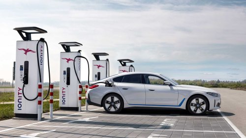 BMW Thinks Its Electric Cars Don't Need More Than 373 Miles Of Range